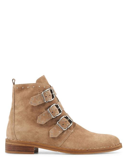 Boots - Danie, BEIGE