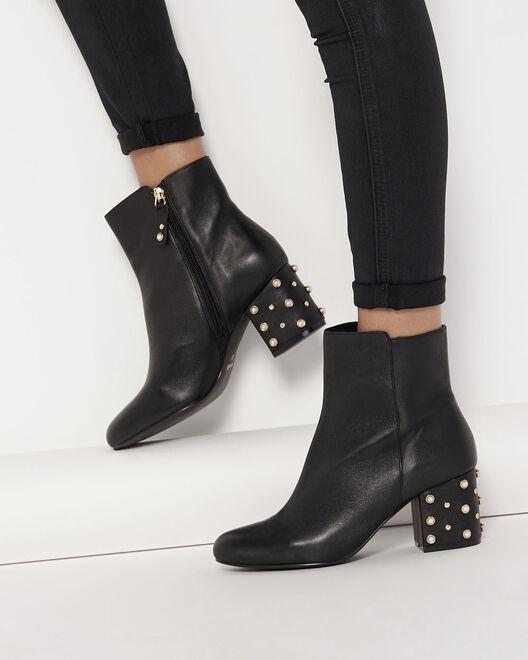 Boots - Gwenda, NOIR