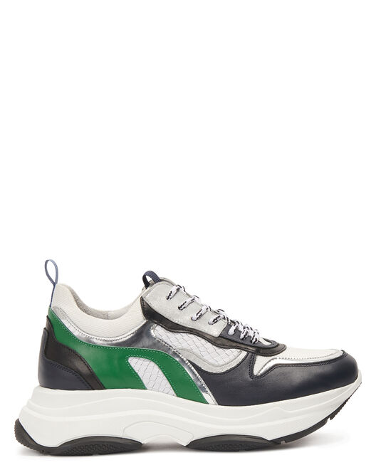 Sneaker - Baya, MULTICOLORE VERT