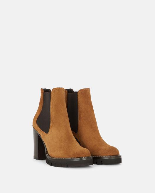 Boots - Tarvina, CUIR