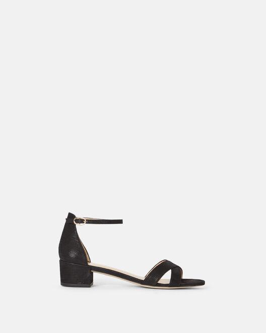 Sandale - Miliva, NOIR