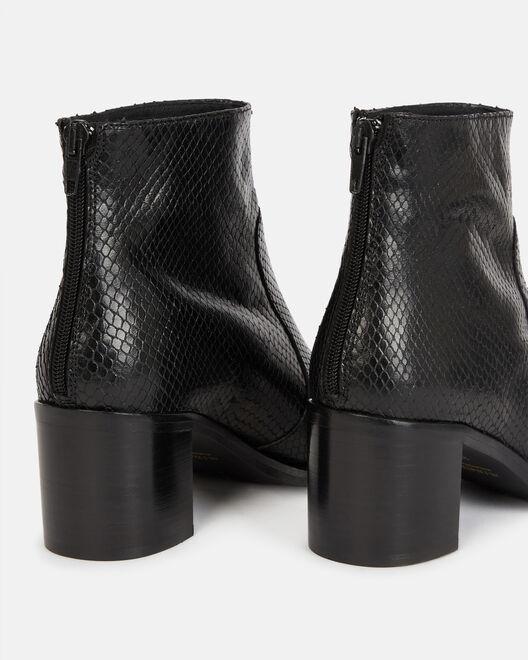 Boots - Vellya, NOIR