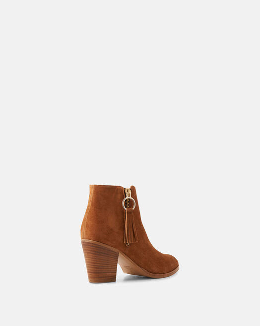 Boots - Kei, CUIR