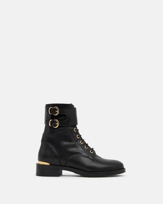 Boots - Alviha, NOIR