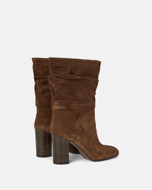 Boots - Tulin, CUIR