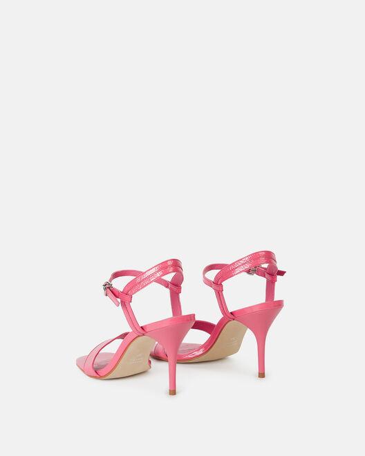 Sandale à talon - Tahissia, ROSE