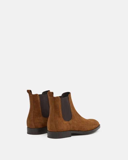 Boots- Iouri, COGNAC