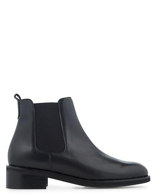 Boots - Davia, NOIR
