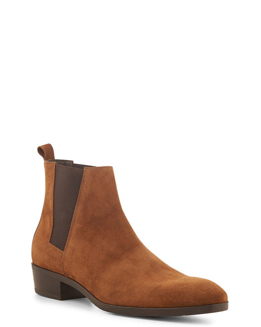 Boots - Nayl, COGNAC