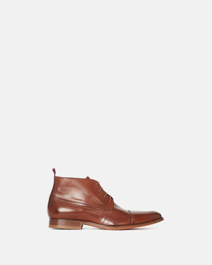 Boots - Daivy, COGNAC