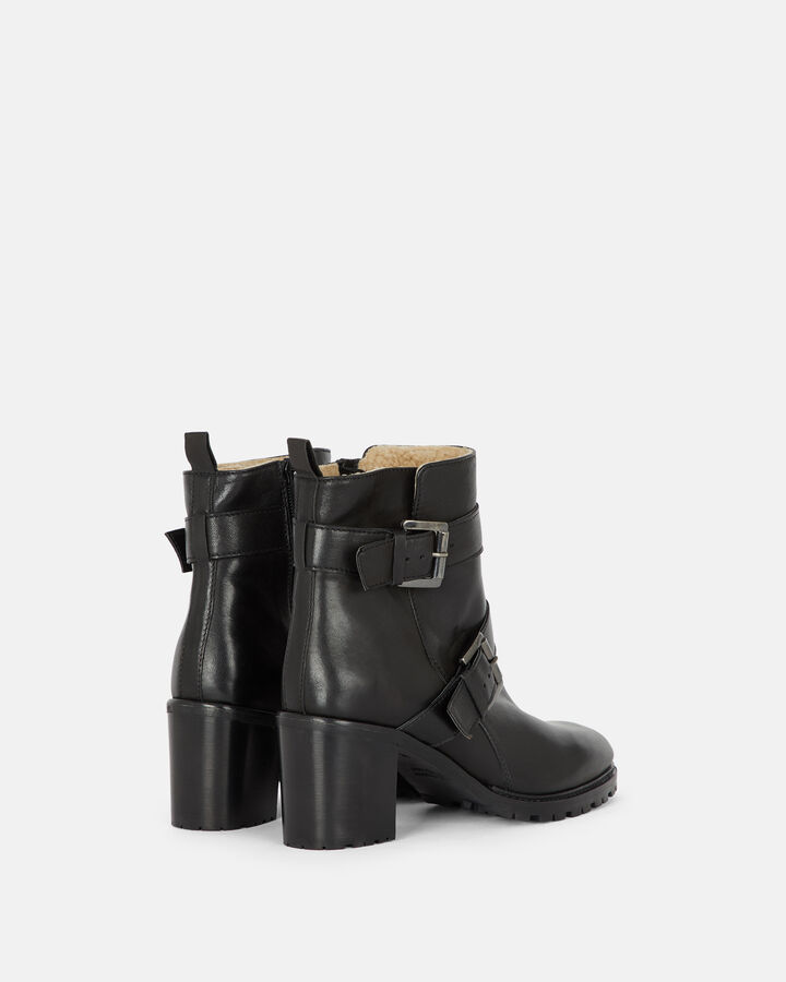 Boots - Dhania, NOIR