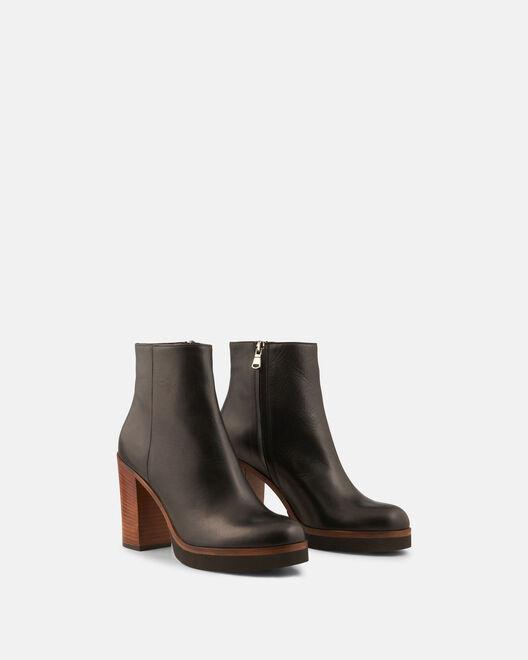 e8c13e349fd9c8 Boots Femme – Bottines, Boots femme cuir – boots Chelsea Minelli