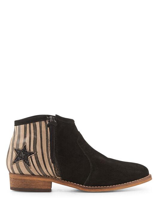 Boots - jasmin, TAUPE NOIR