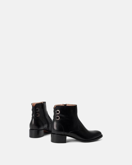 Boots - Aillane, NOIR