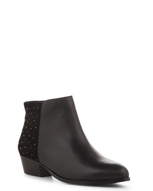 Boots - Delicia, NOIR