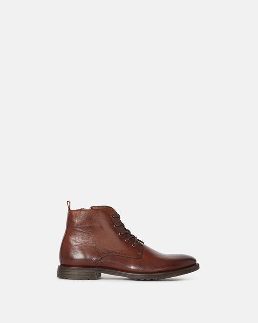 Boots - Benguo, COGNAC