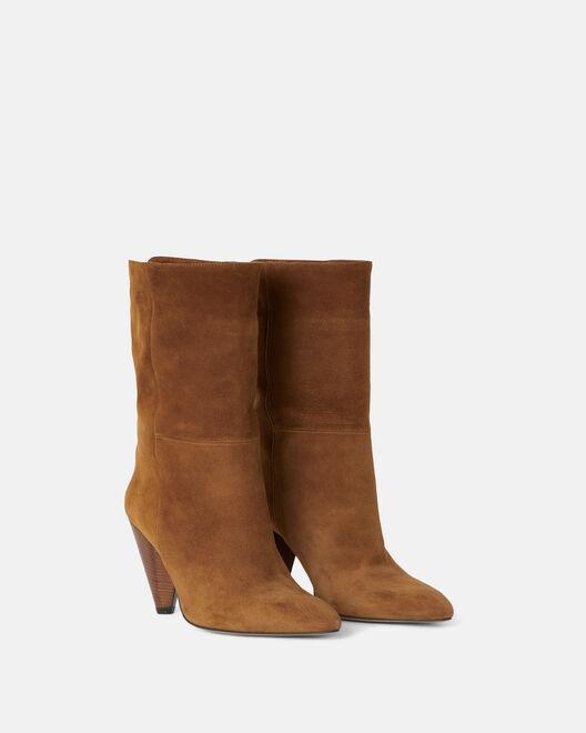 Boots - Paolina, TABAC