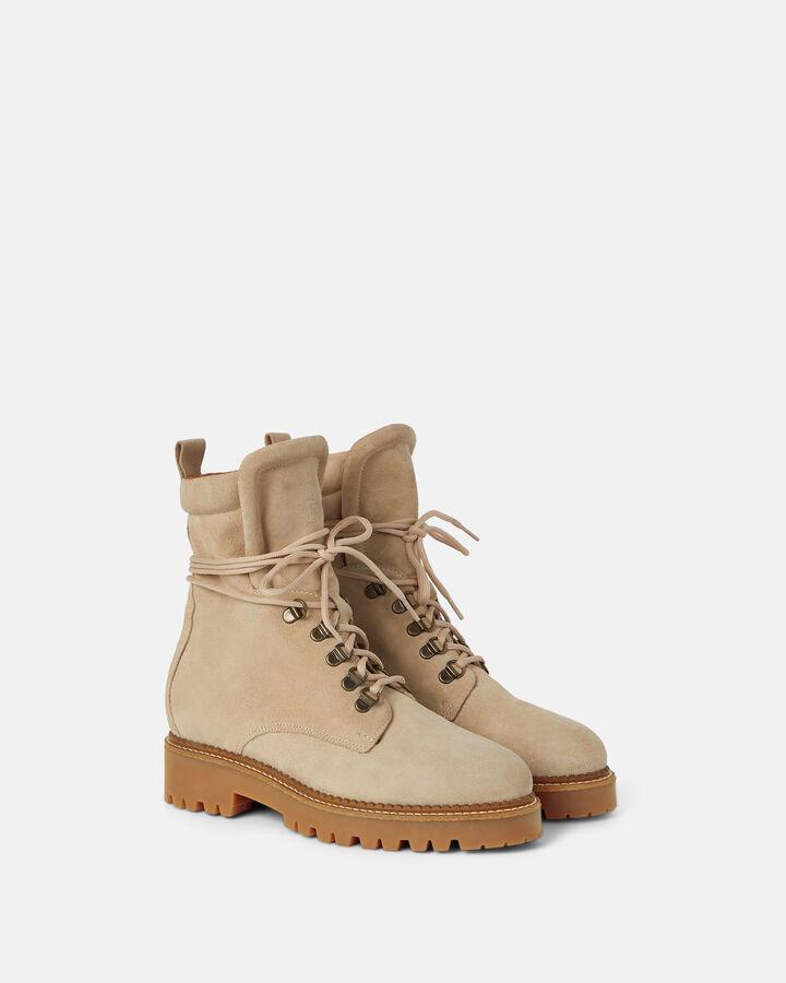 Boots - Badiah, ECRU
