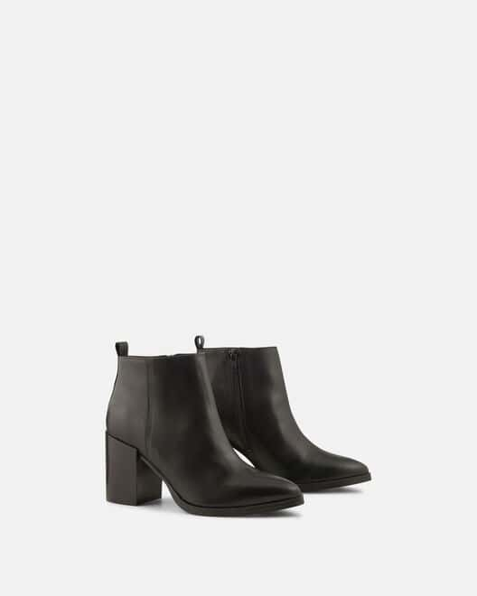Boots - Phiby, NOIR