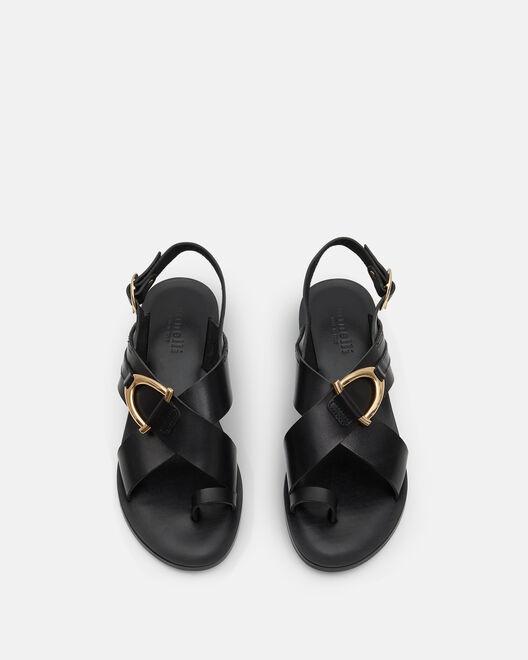 Sandale - Helya, NOIR