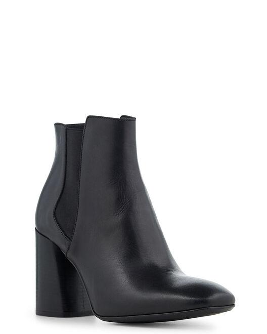 Boots - Gjulia, NOIR
