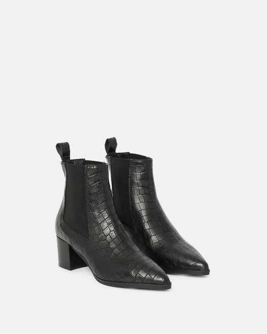 Boots - Rouso, NOIR