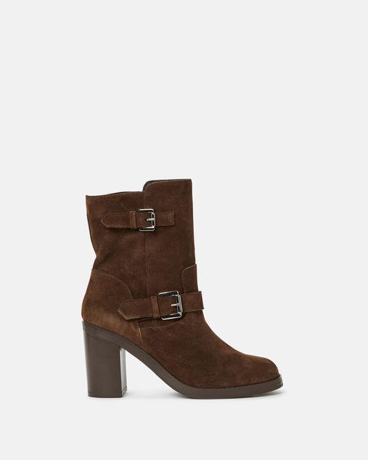 Boots - Thallia, CHOCOLAT