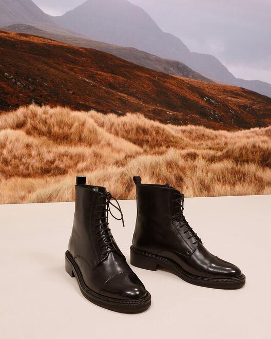 Boots - Sefa, NOIR