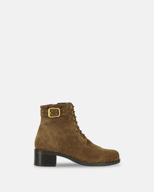 Boots - Ruth, TAUPE