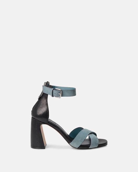 Sandale à talon - Cension, NOIR JEAN