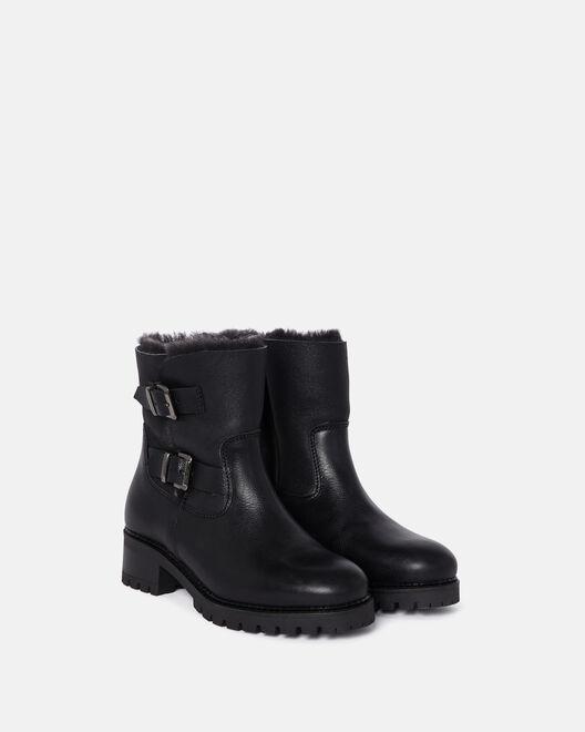 Boots - Dynaya, NOIR