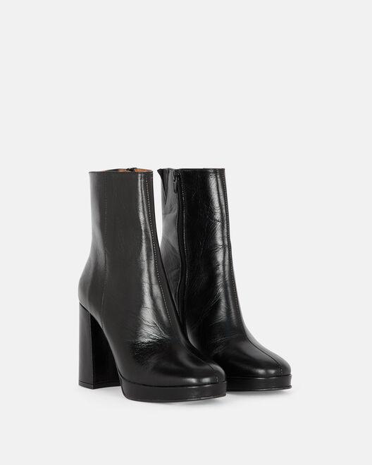 Boots - Tissia, NOIR