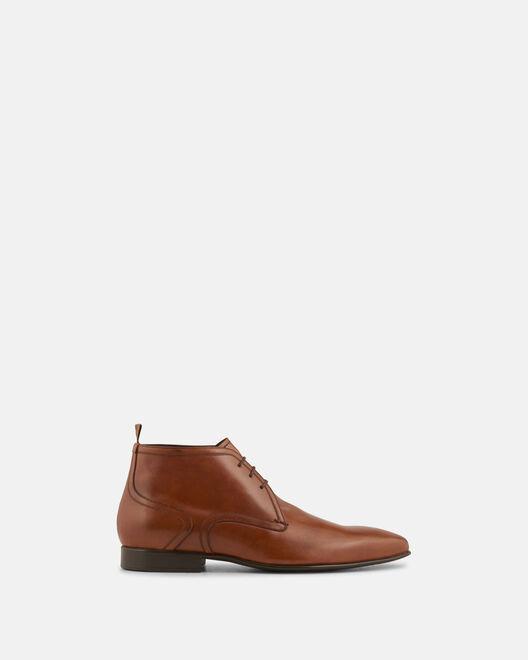 Boots - Taig, COGNAC