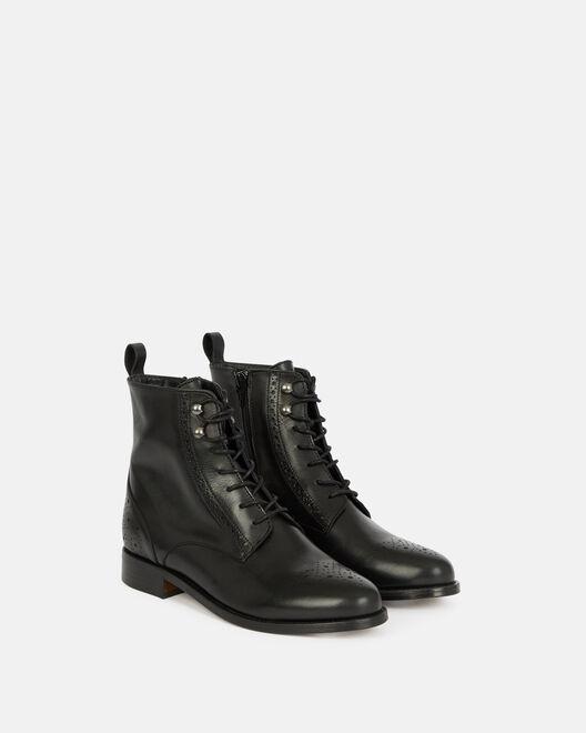 Boots - Fadilla, NOIR
