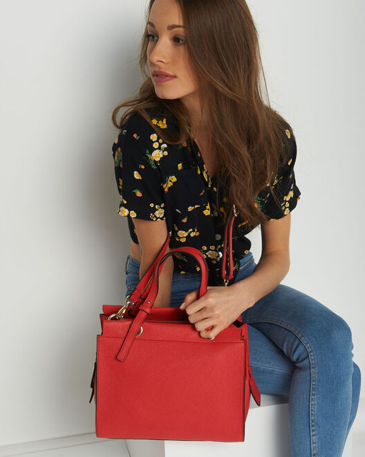 Sac grand format - Jezy, COQUELICOT