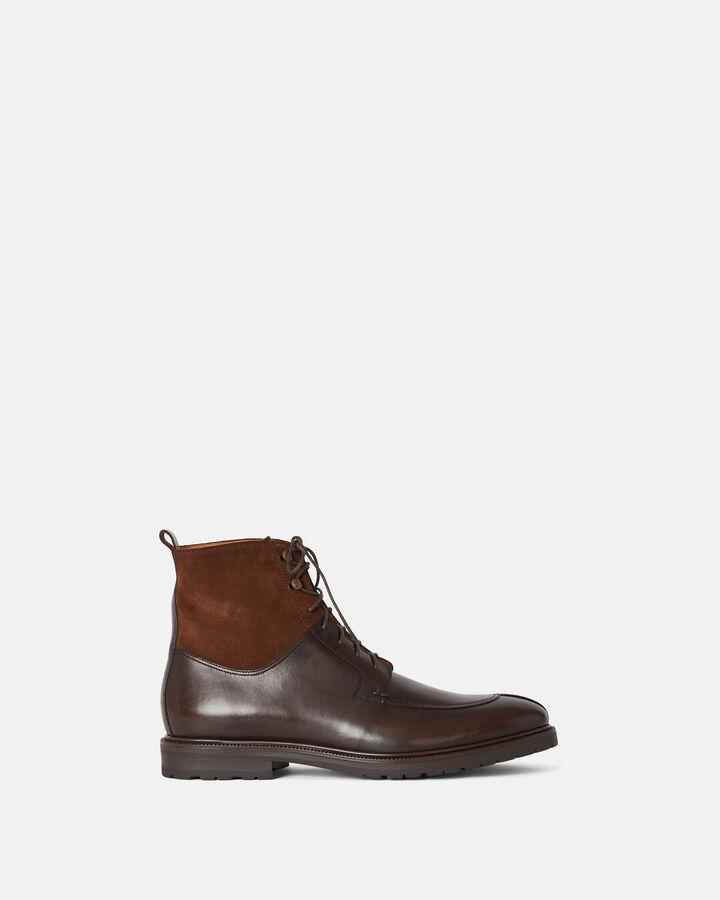 Boots - Feodor, MARRON