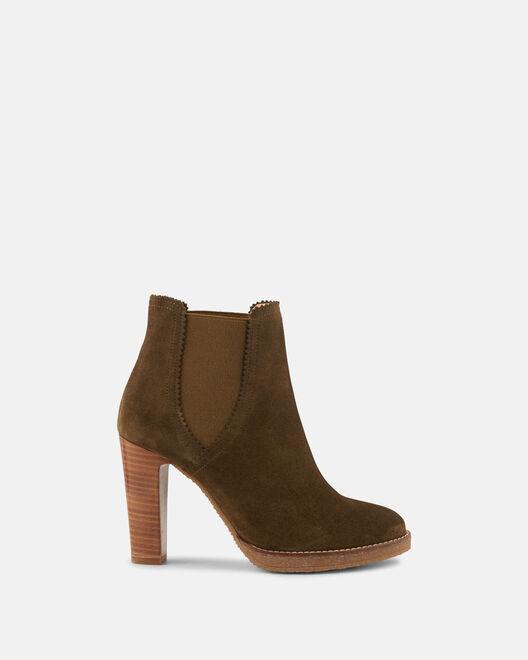 Boots - Priscia, KAKI