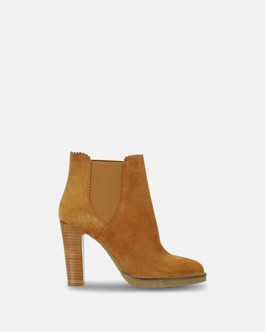 Boots - Priscia, CUIR
