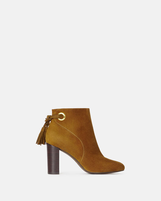 Boots - Tallya, TABAC