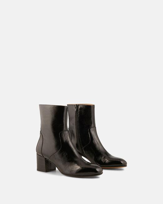 Boots - Romaine, NOIR