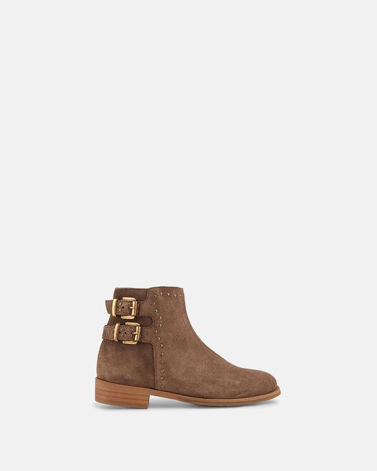 Boots - Harmenie, TAUPE