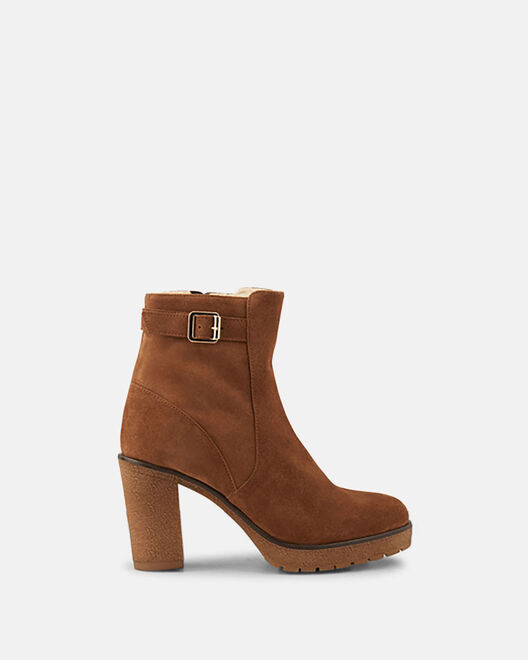 Boots - Abire, CUIR