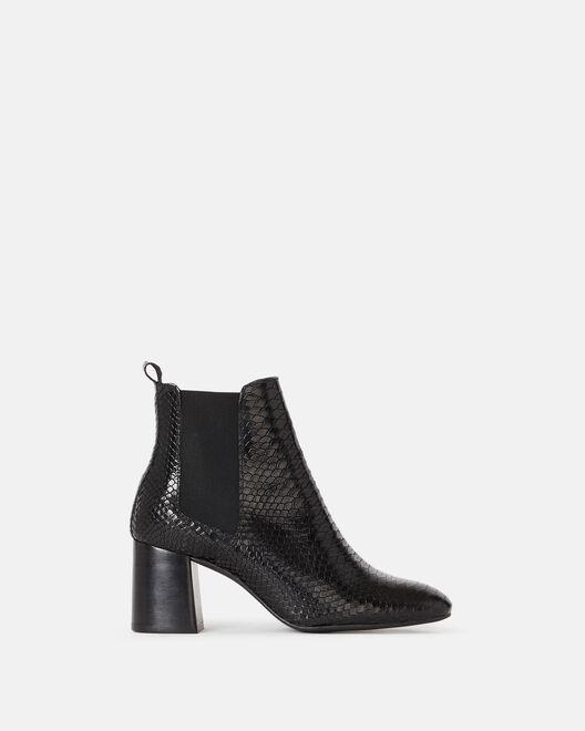 Boots - Trycia, NOIR