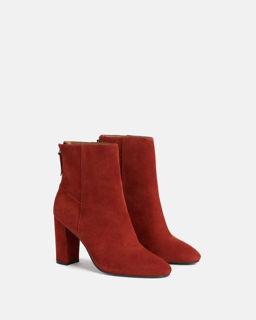 Boots - Taddee, BRIQUE