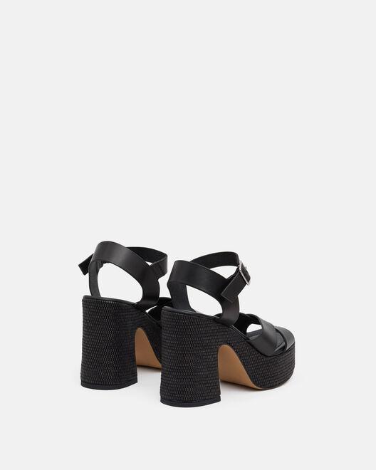 Sandale - Tayra, NOIR