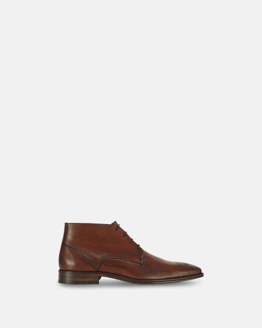 Boots - Derhen, CHATAIGNE