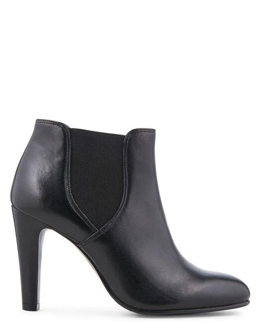 Boots - Gwendoline, NOIR