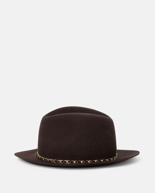 Chapeau - Illeana, MARRON