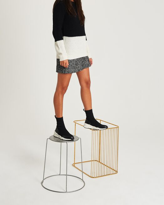 Basket - Banna, NOIR