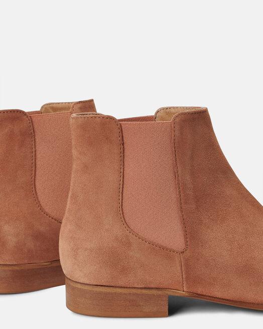 Boots - Adelita, BLUSH